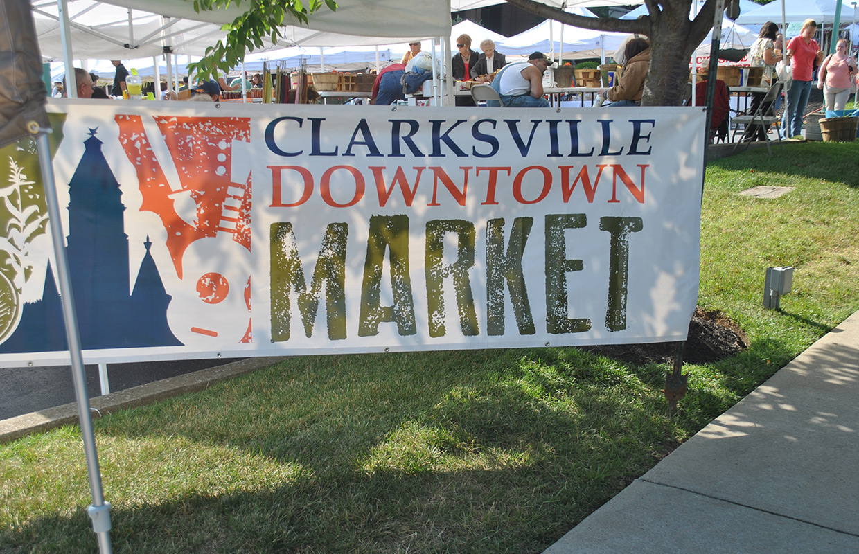 Image result for farmers market clarksville tn