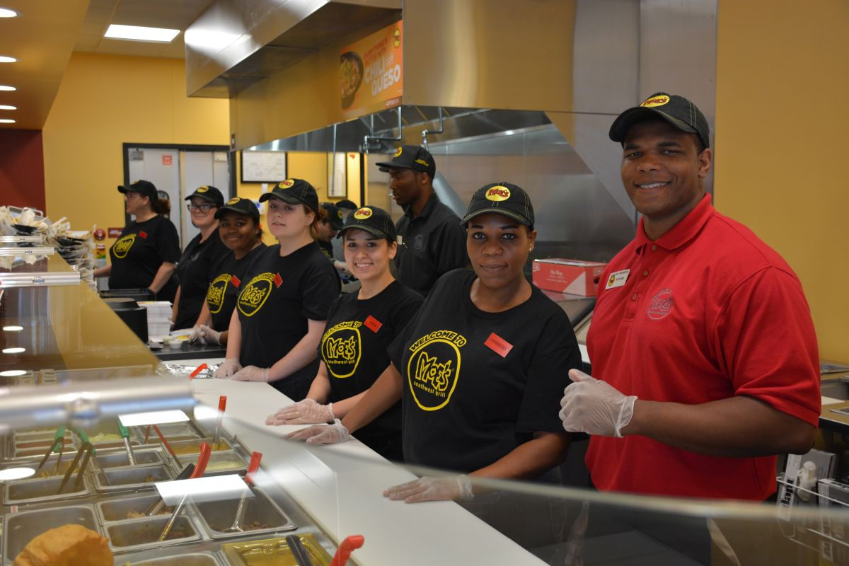 Moe S Southwest Grill Opening Benefits Wounded Warriors Clarksvillenow Com