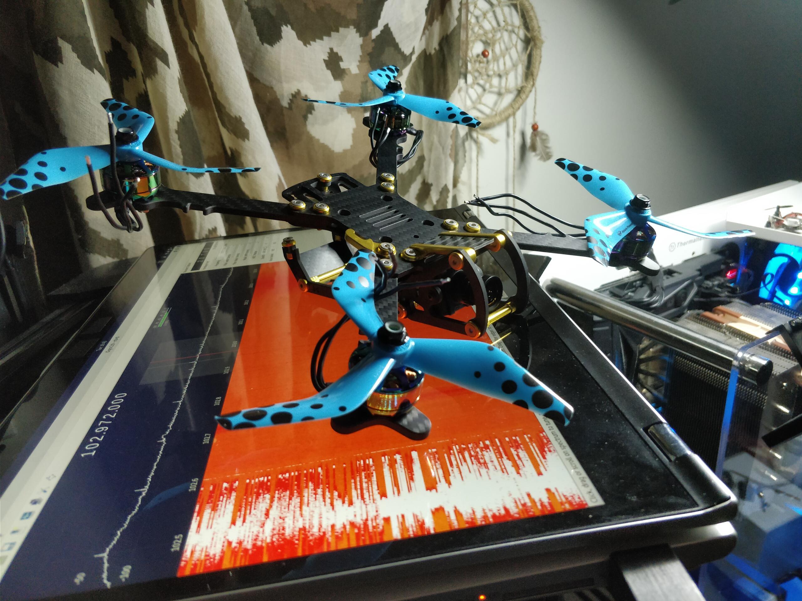 Custom Premium Racing Drone