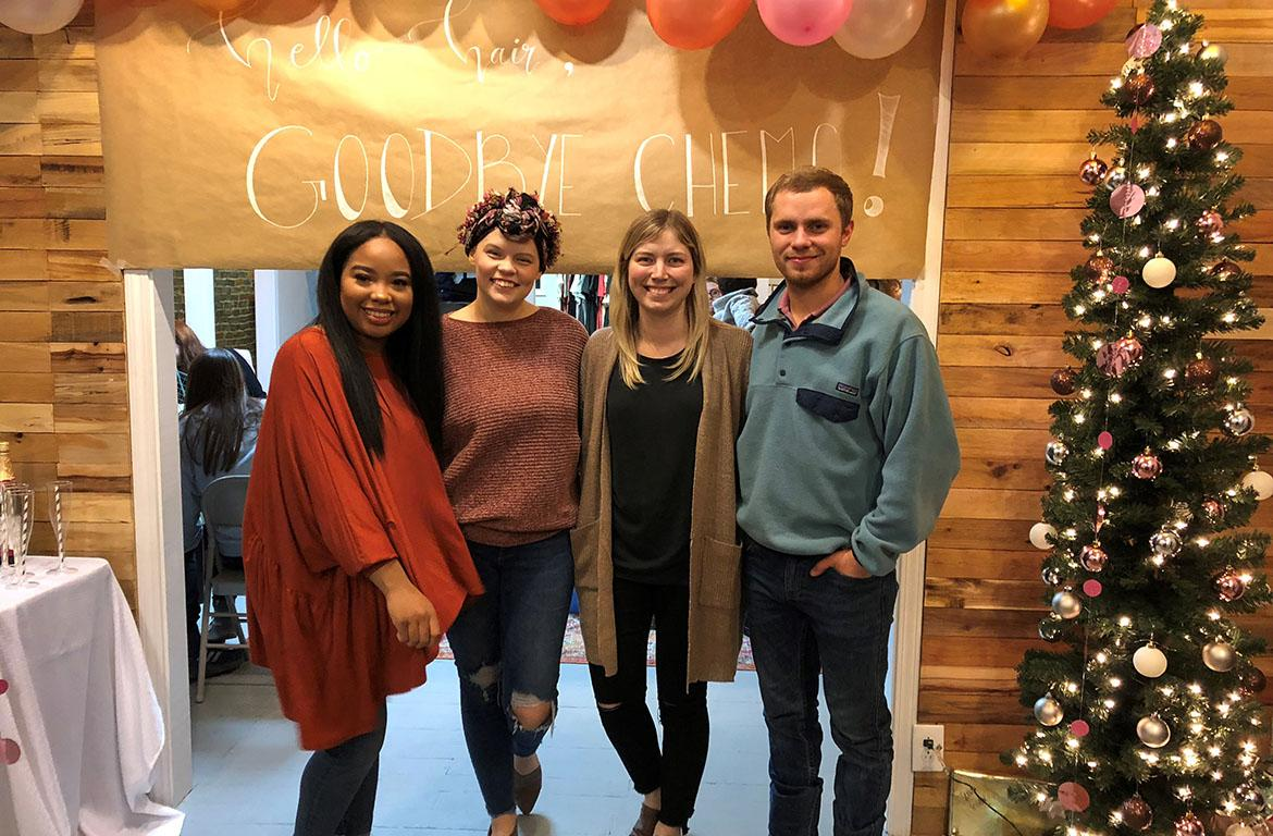 Clarksville Boutique Hosts Party For Local Teen Fighting Ovarian Cancer Clarksvillenow Com