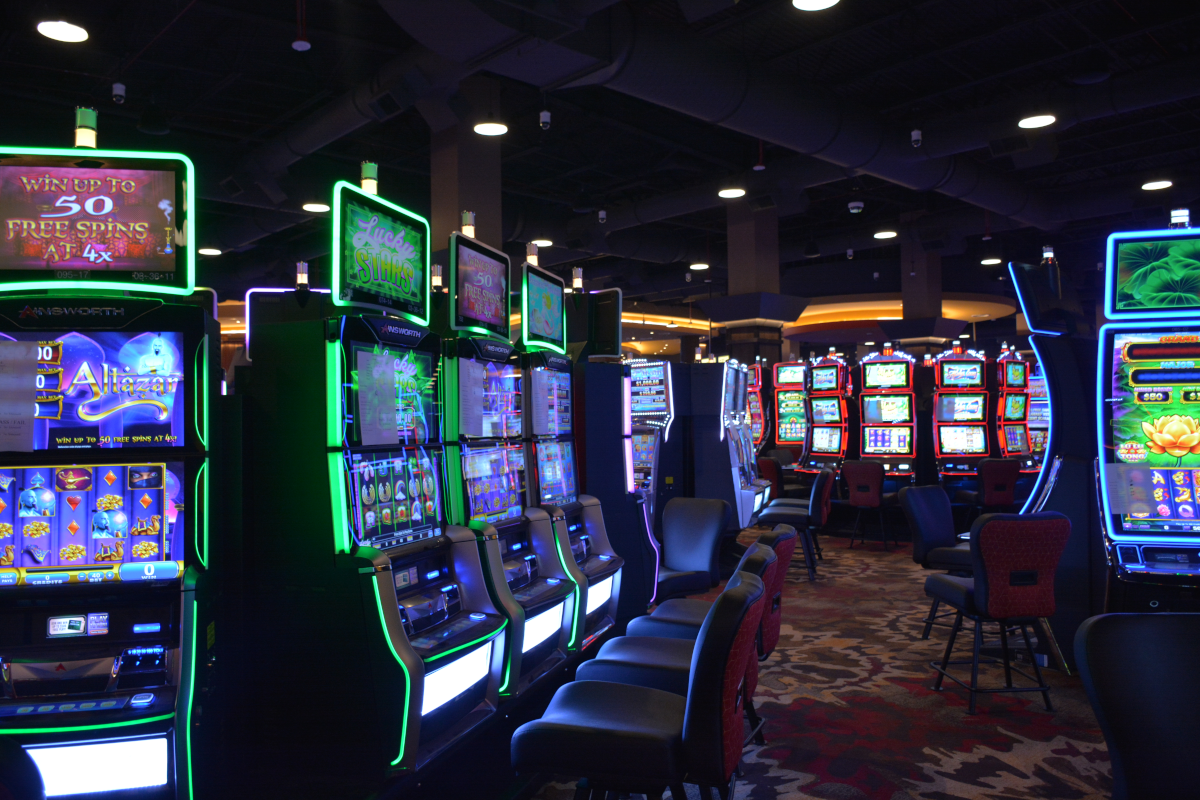 Poll 60 Excited To Try Video Gambling Machines At Oak Grove Racing Clarksvillenow Com