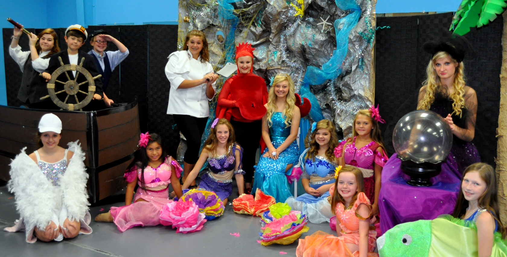 """The Little Mermaid Jr."" coming to Rossview High School ..."