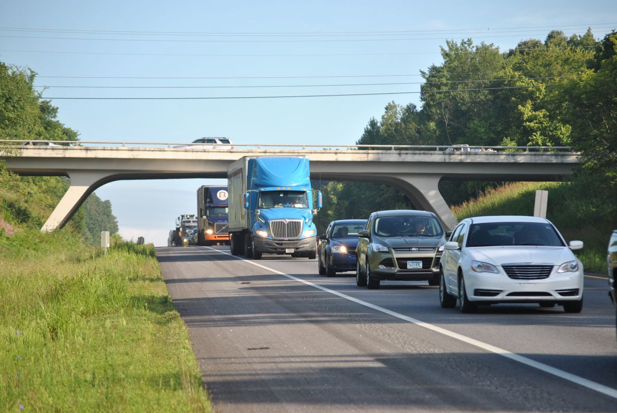 Troopers and road crews prepare for Bonnaroo traffic