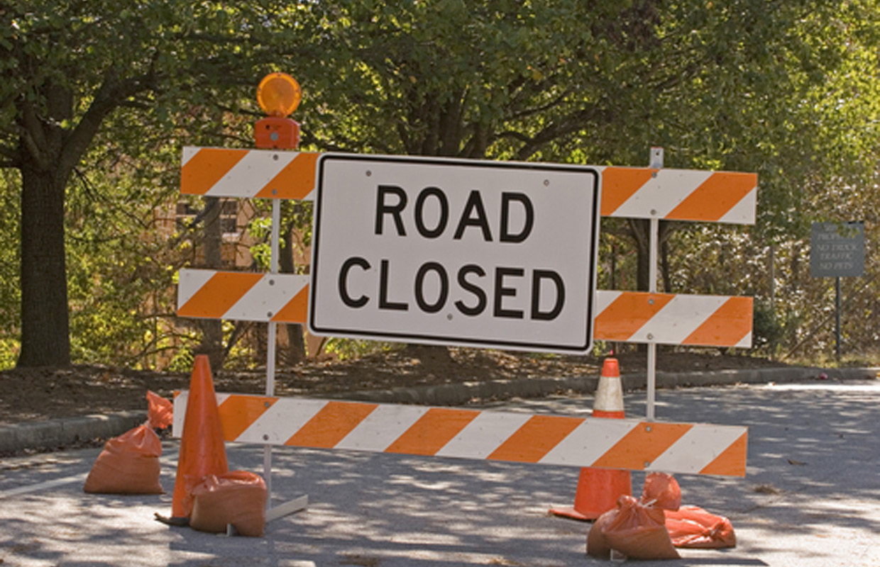 Tennessee Business Search >> Road closure in Montgomery County | ClarksvilleNow.com