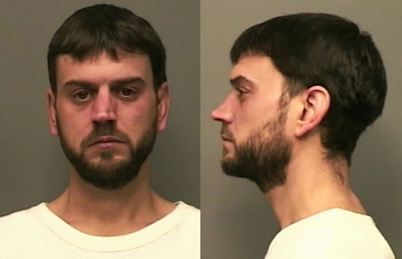 Panhandler Arrested In Wal Mart Parking Lot
