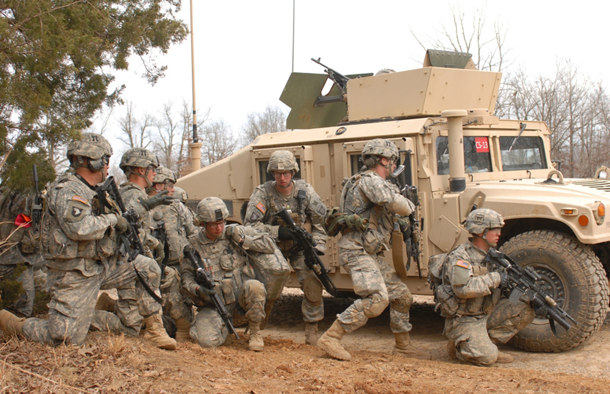 Two units from 101st Airborne will deploy to Afghanistan