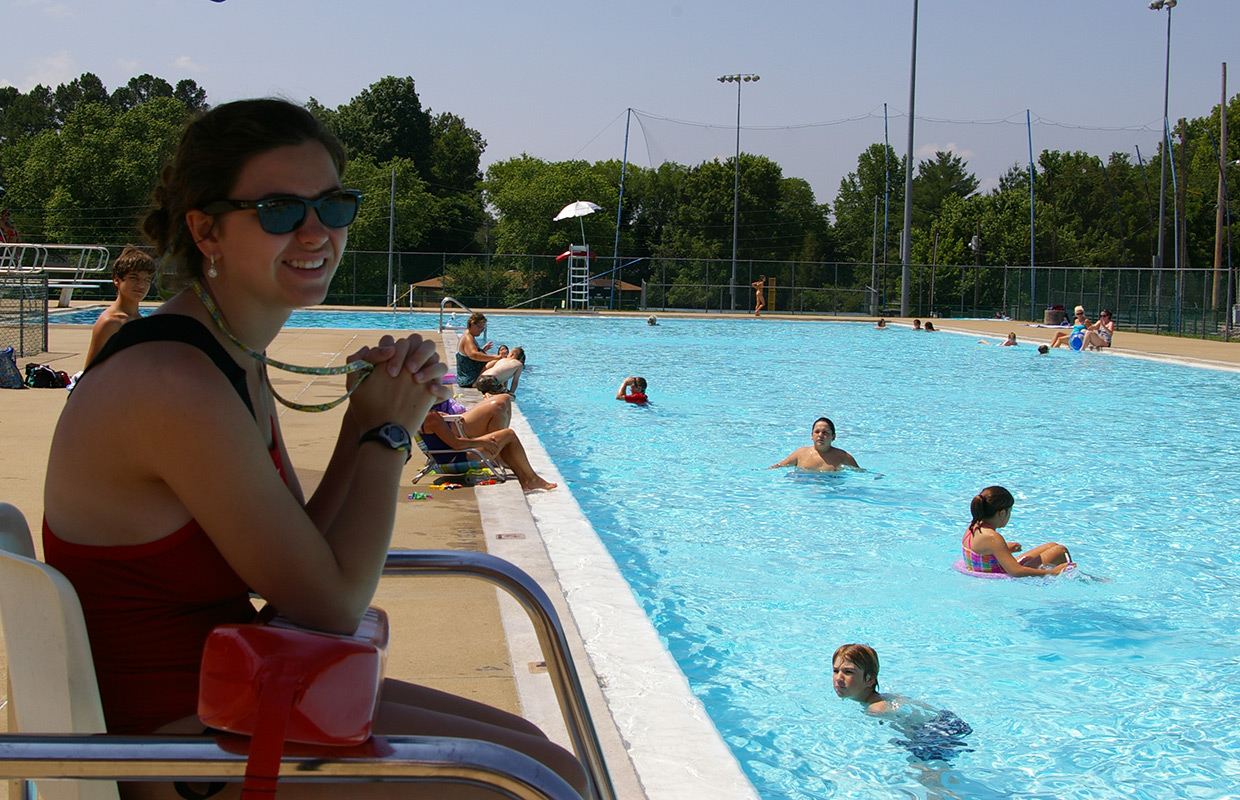 Parks And Rec Gears Up For The Summer Pool Season