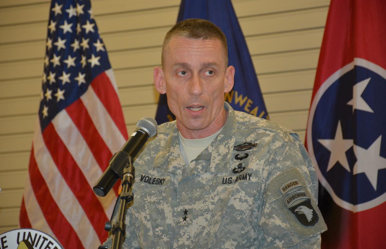 Fort Campbell Commander speaks to AUSA | ClarksvilleNow com