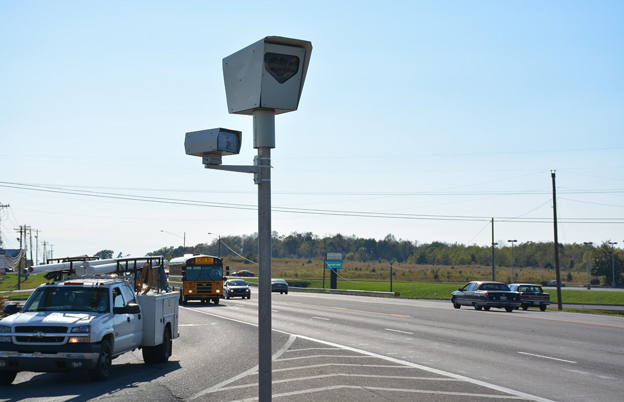 Red Light Camera Violations Result In Fines In Clarksville