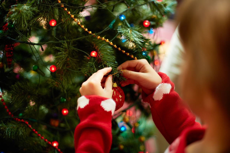 U Pick Christmas Tree