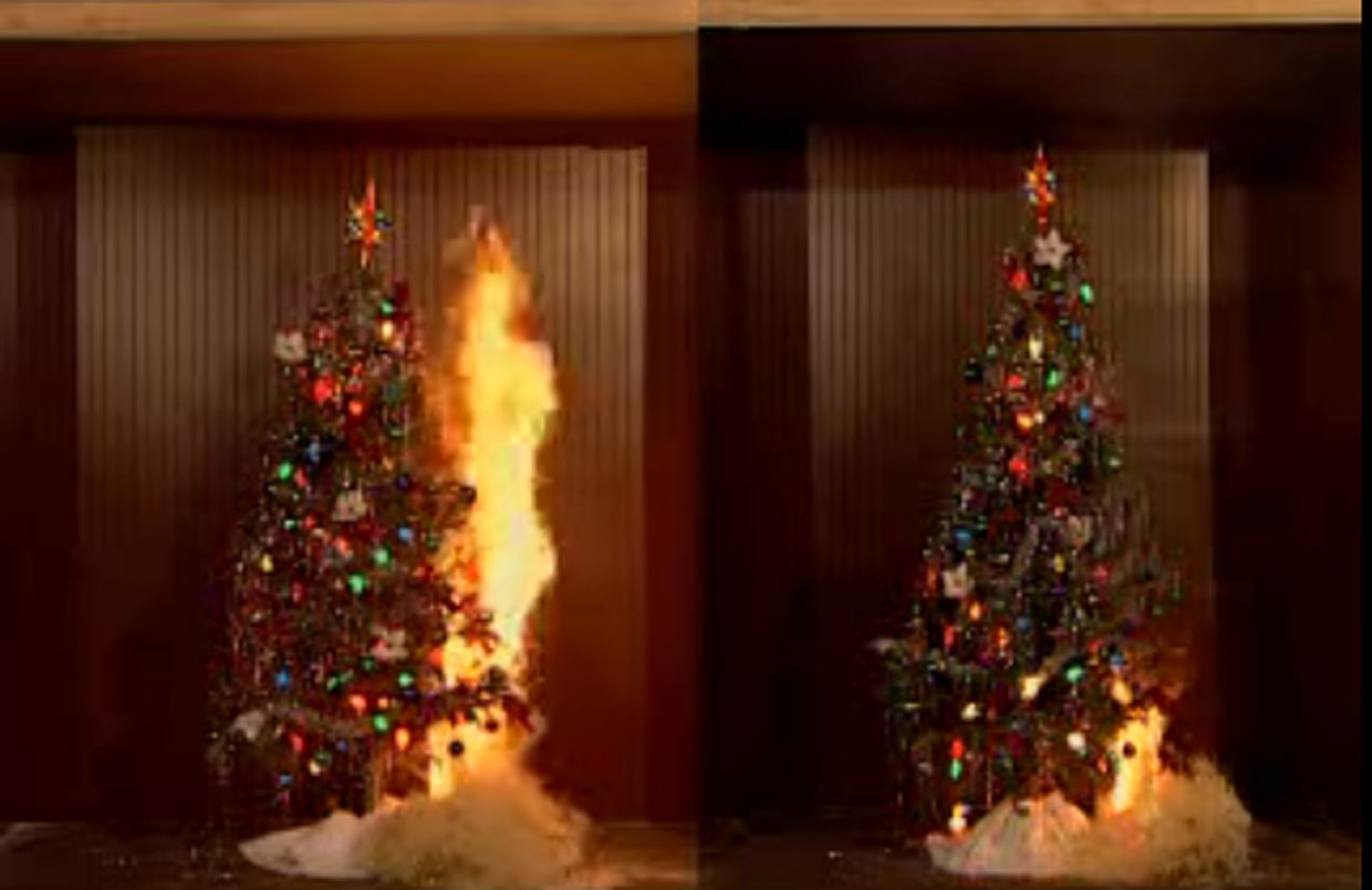 tennesseans to always keep natural fresh cut christmas trees watered in order to avoid the fire risk created when they are allowed to dry out - How To Keep Christmas Tree From Drying Out