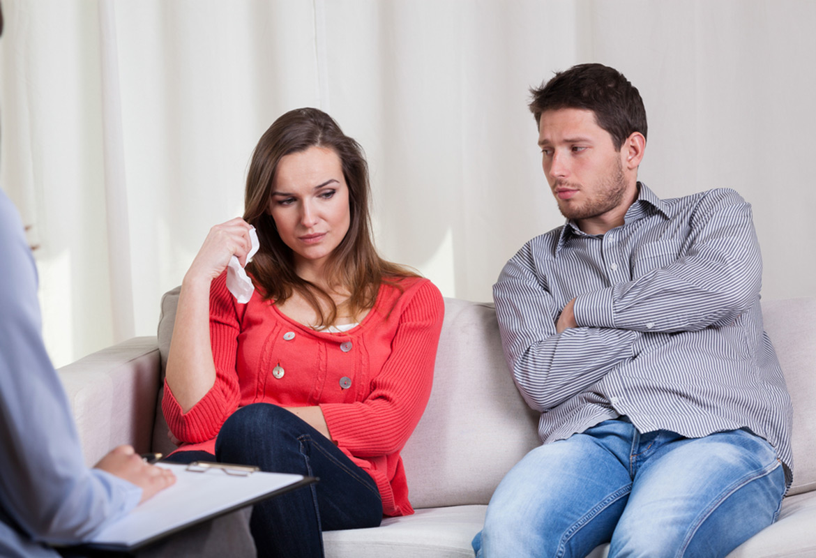 divorce marriage and problems
