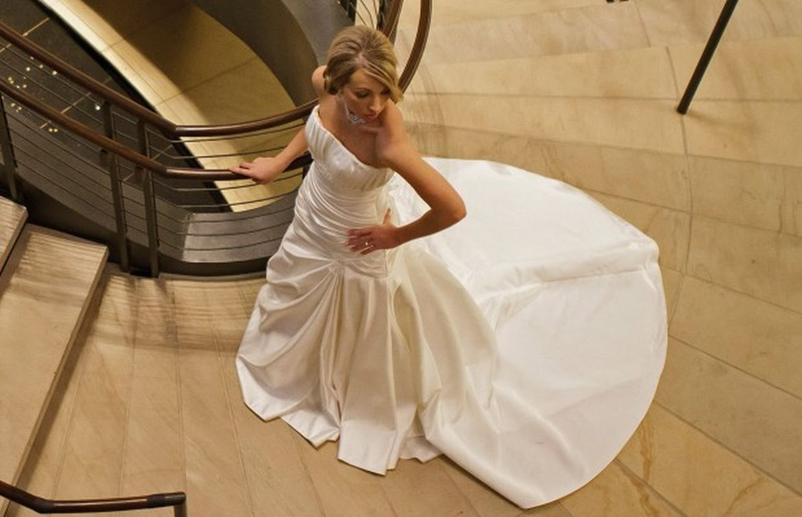 Rivergate Goodwill Hosting Wedding Dress Sale