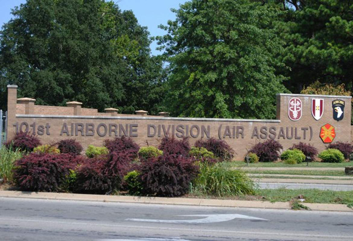 Active shooter situation reported at Fort Campbell
