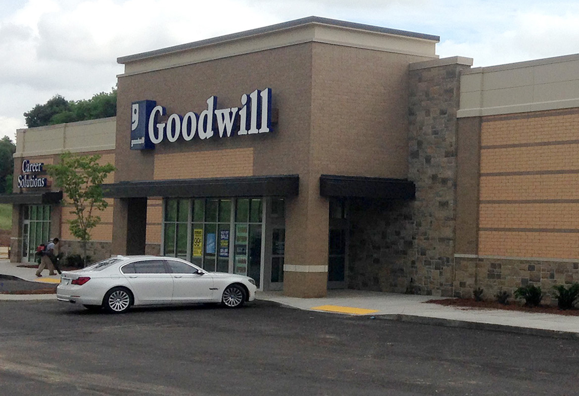 New Goodwill Store Celebrates Opening With Job Fair