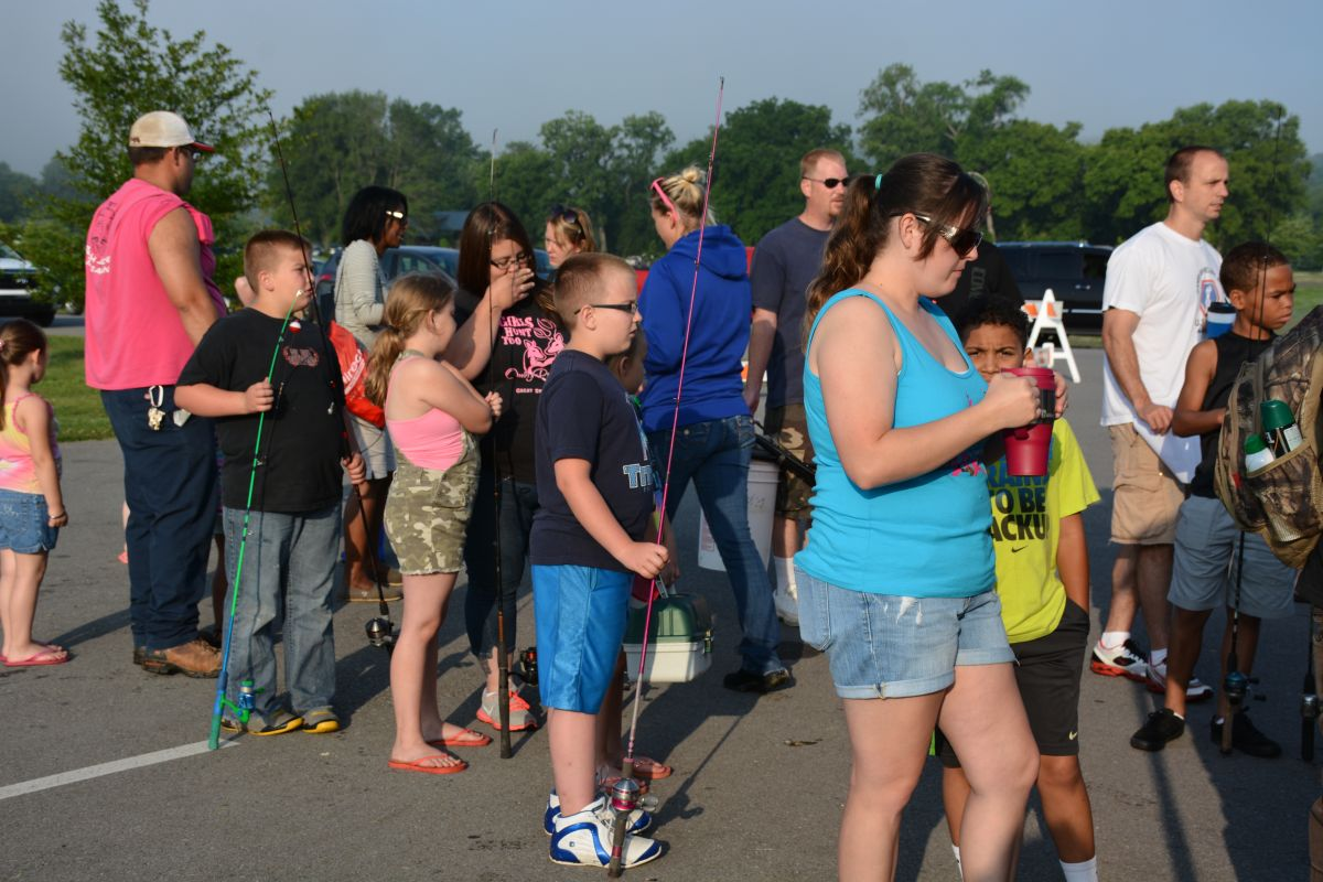 Twra fishing rodeo 19 for Twra fishing report