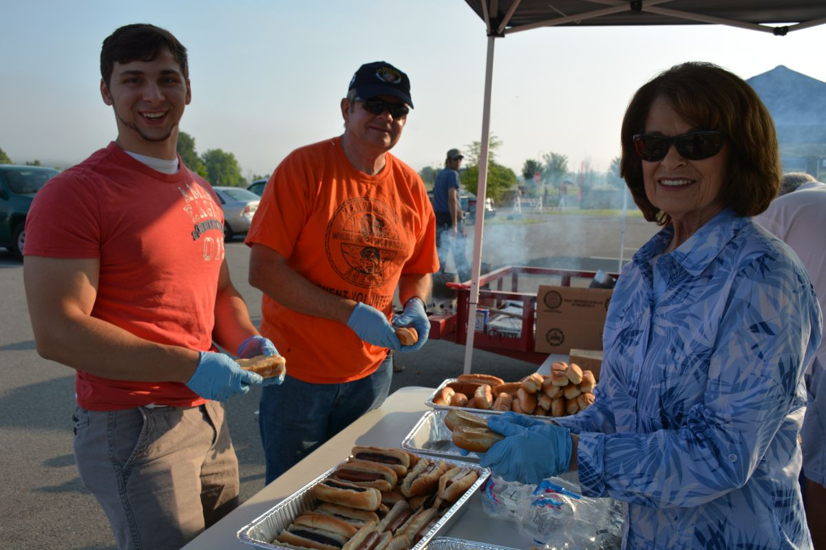 Twra fishing rodeo 21 for Twra fishing report