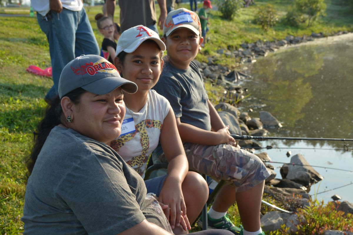 Twra fishing rodeo 24 for Twra fishing report
