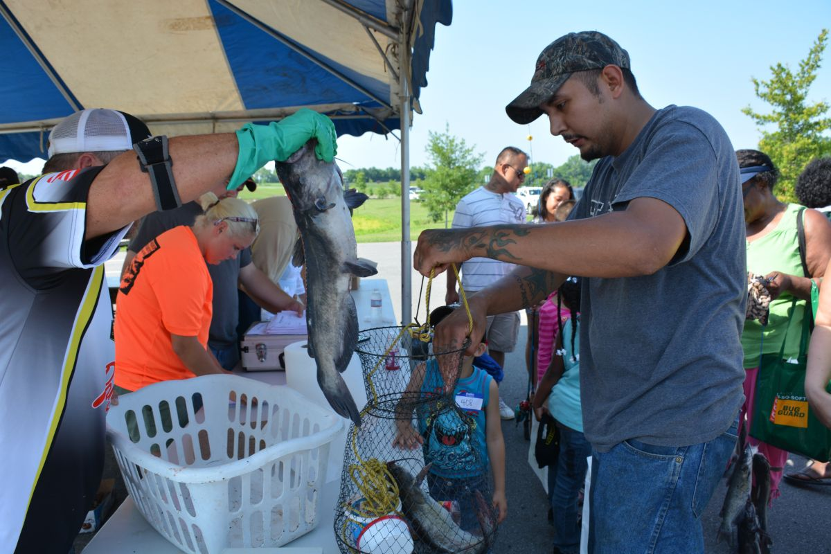 Twra fishing rodeo 3 for Twra fishing report