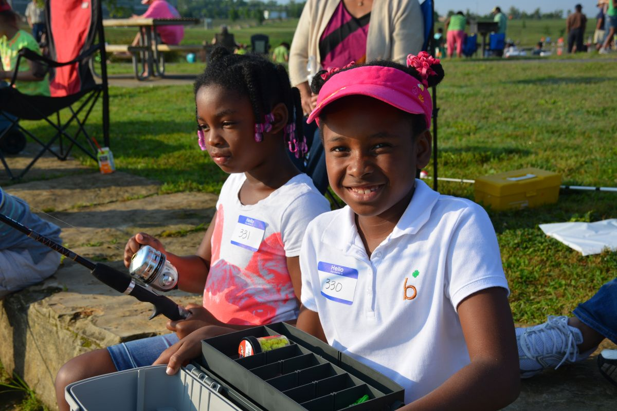 Twra fishing rodeo 31 for Twra fishing report