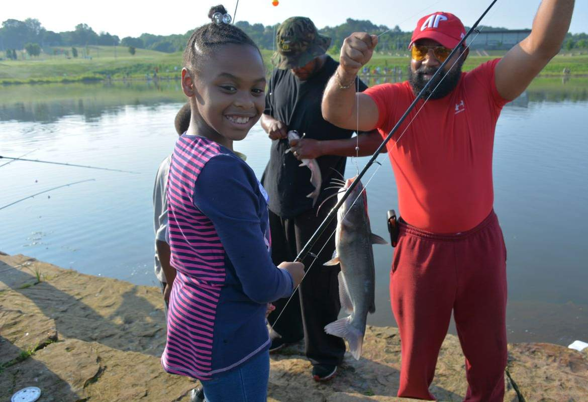 Twra fishing rodeo 35 for Twra fishing report
