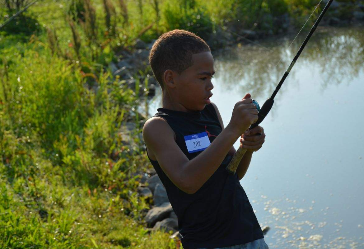 Twra fishing rodeo 38 for Twra fishing report
