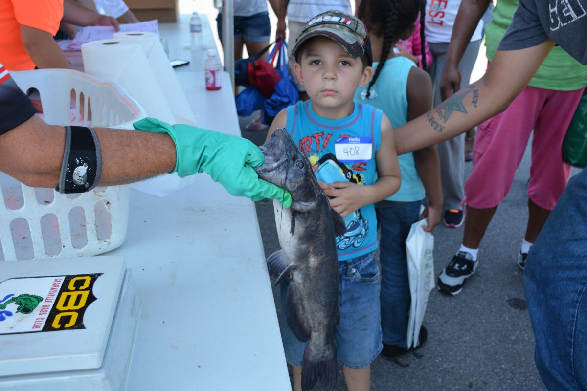 Twra fishing rodeo 4 for Twra fishing report