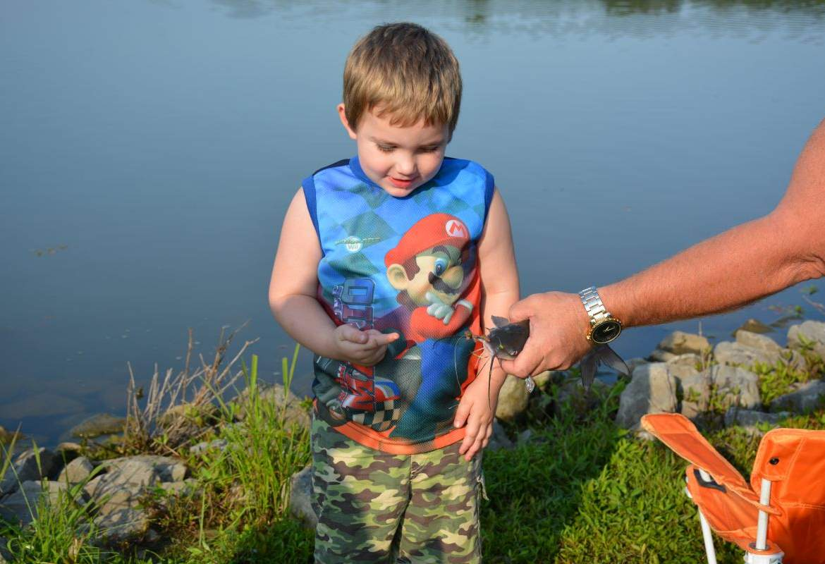 Twra fishing rodeo 41 for Twra fishing report