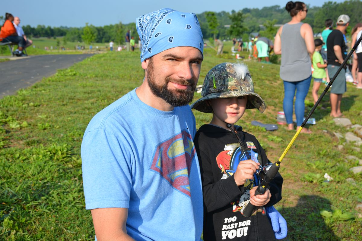 Twra fishing rodeo 43 for Twra fishing report