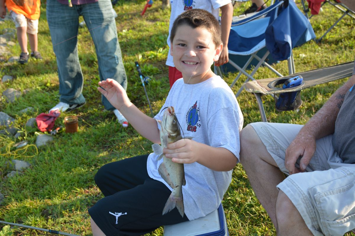 Twra fishing rodeo 44 for Twra fishing report