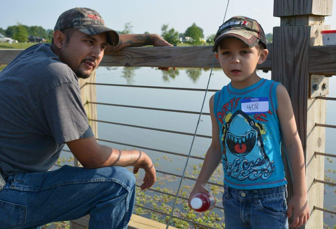 Twra fishing rodeo 47 for Twra fishing report