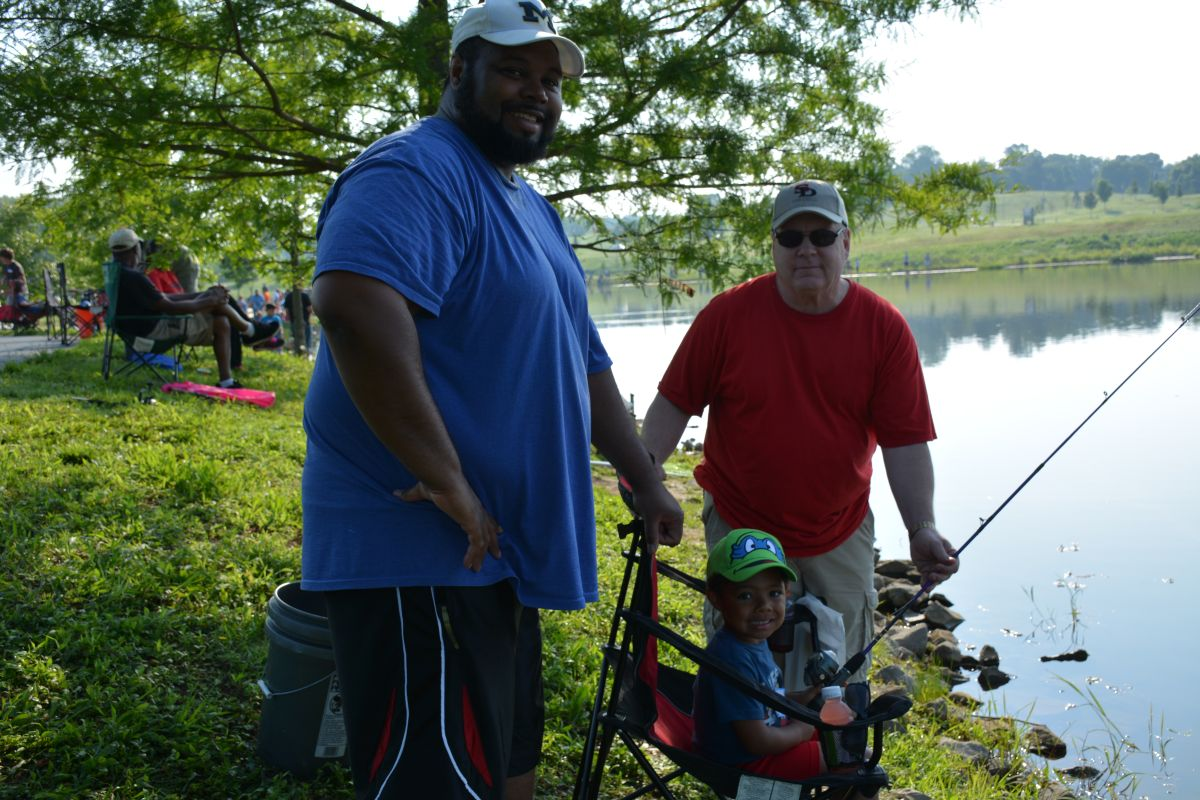 Twra fishing rodeo 49 for Twra fishing report