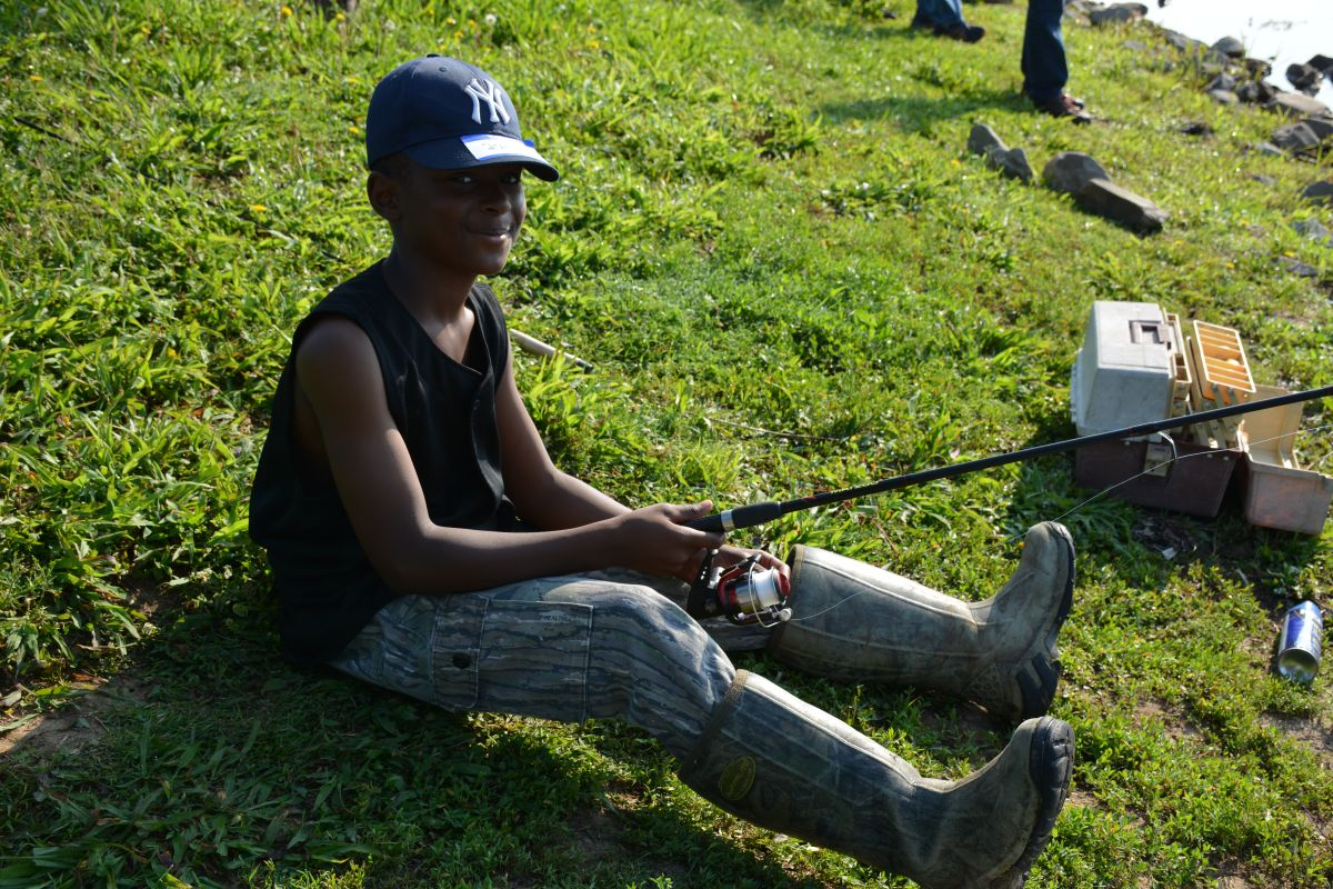 Twra fishing rodeo 50 for Twra fishing report