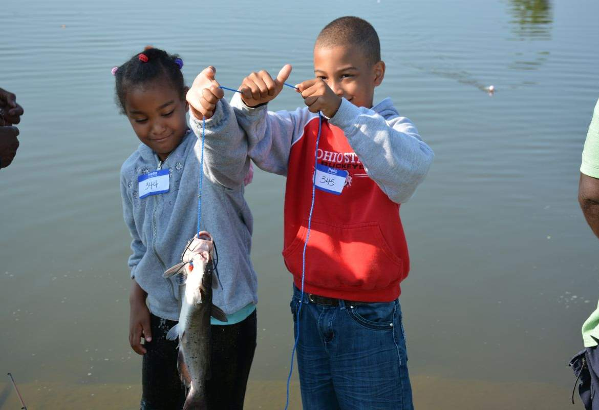 Twra fishing rodeo 54 for Twra fishing report