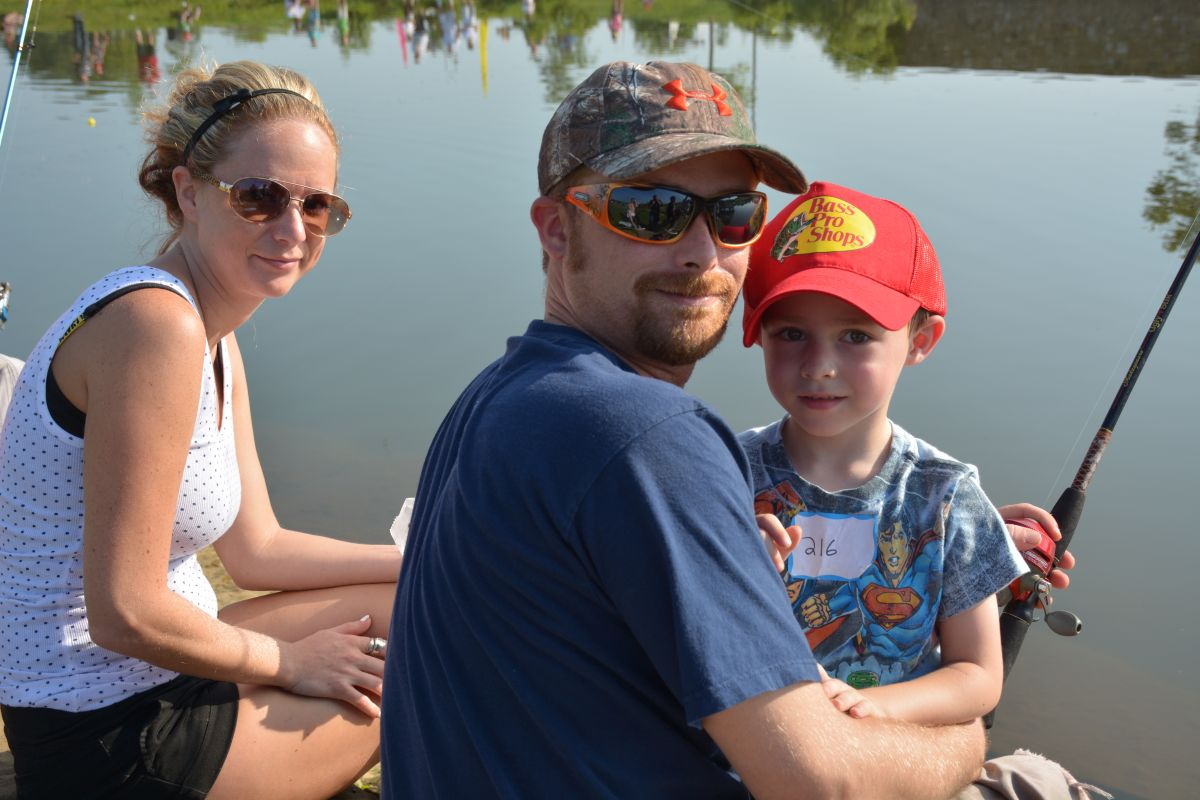 Twra fishing rodeo 58 for Twra fishing report