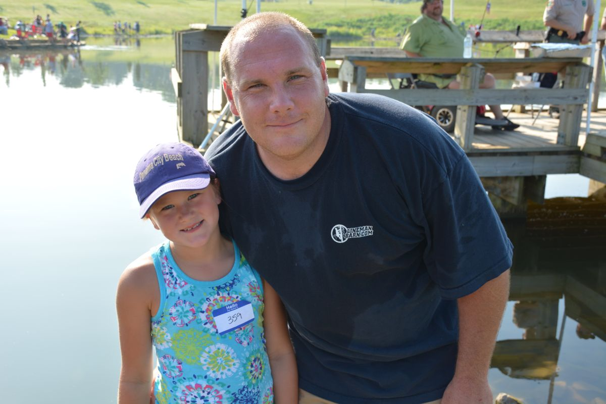 Twra fishing rodeo 59 for Twra fishing report
