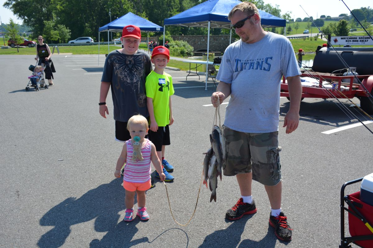 Twra fishing rodeo 6 for Twra fishing report