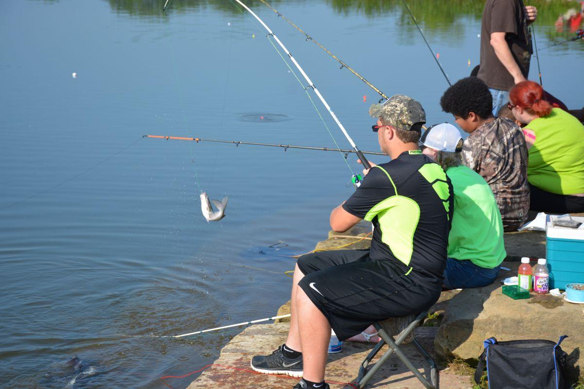 TWRA Fishing Rodeo (62) | ClarksvilleNow.com