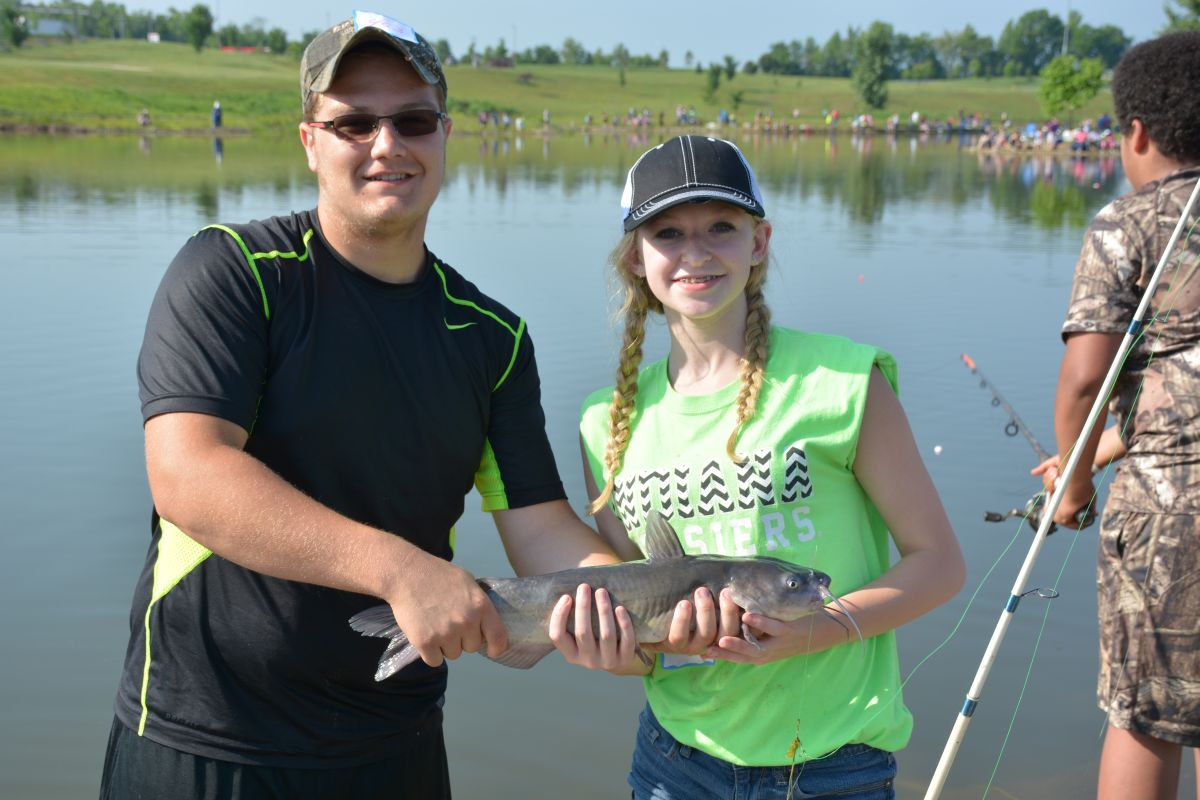 Twra fishing rodeo 66 for Twra fishing report