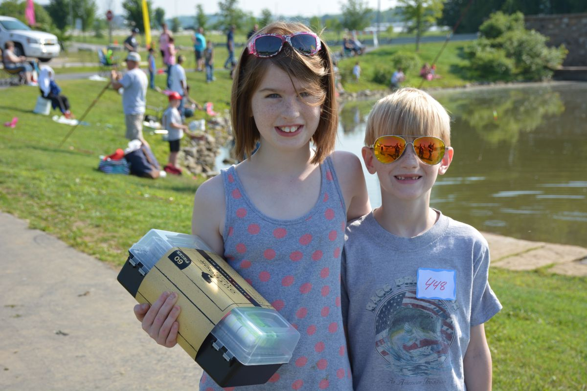 Twra fishing rodeo 70 for Twra fishing report