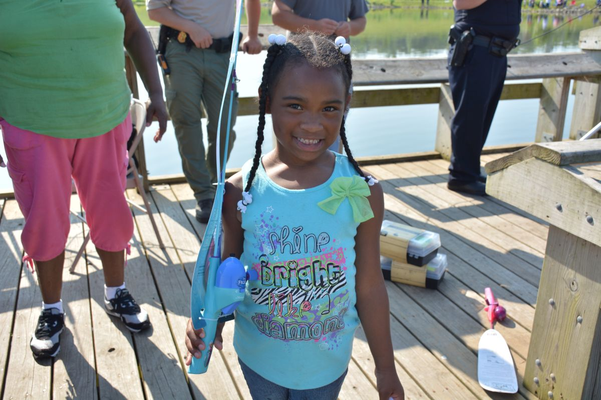 Twra fishing rodeo 73 for Twra fishing report