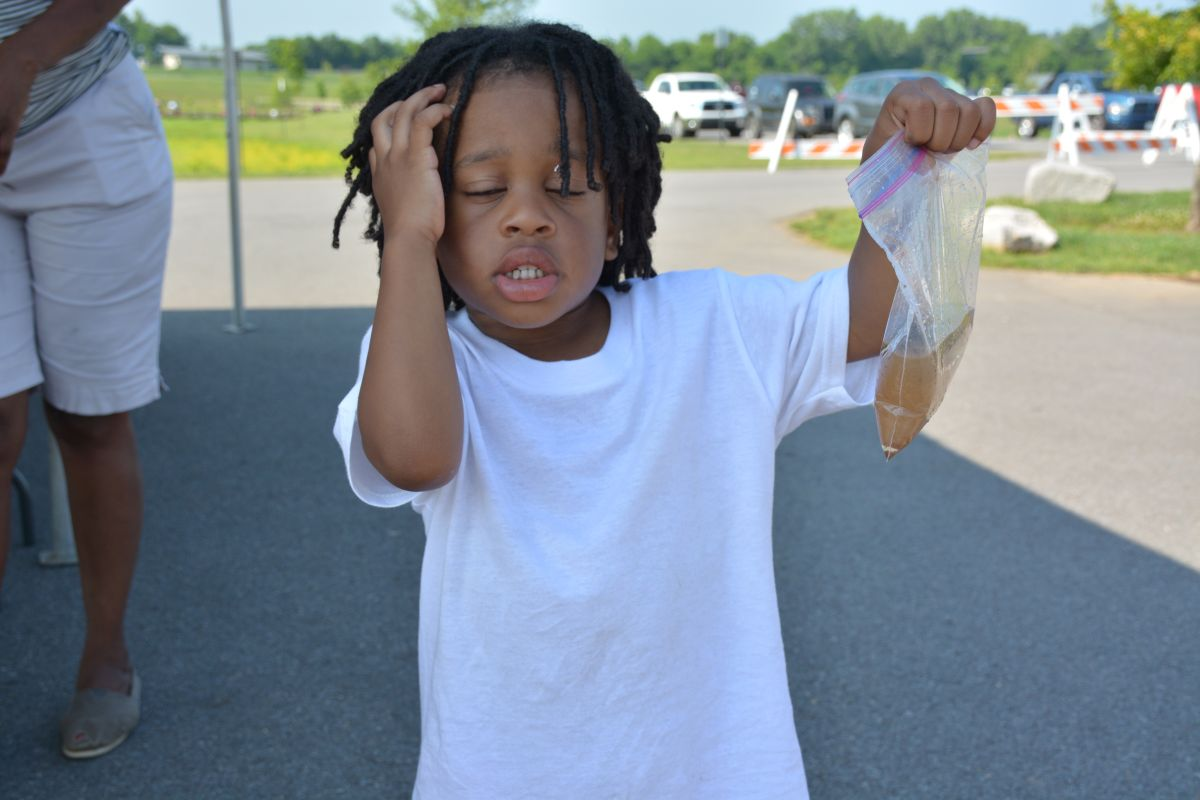 Twra fishing rodeo 77 for Twra fishing report