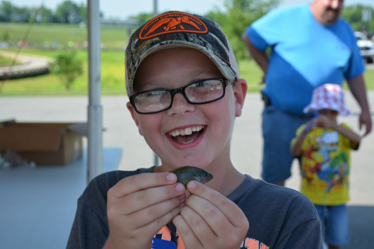 Twra fishing rodeo 80 for Twra fishing report