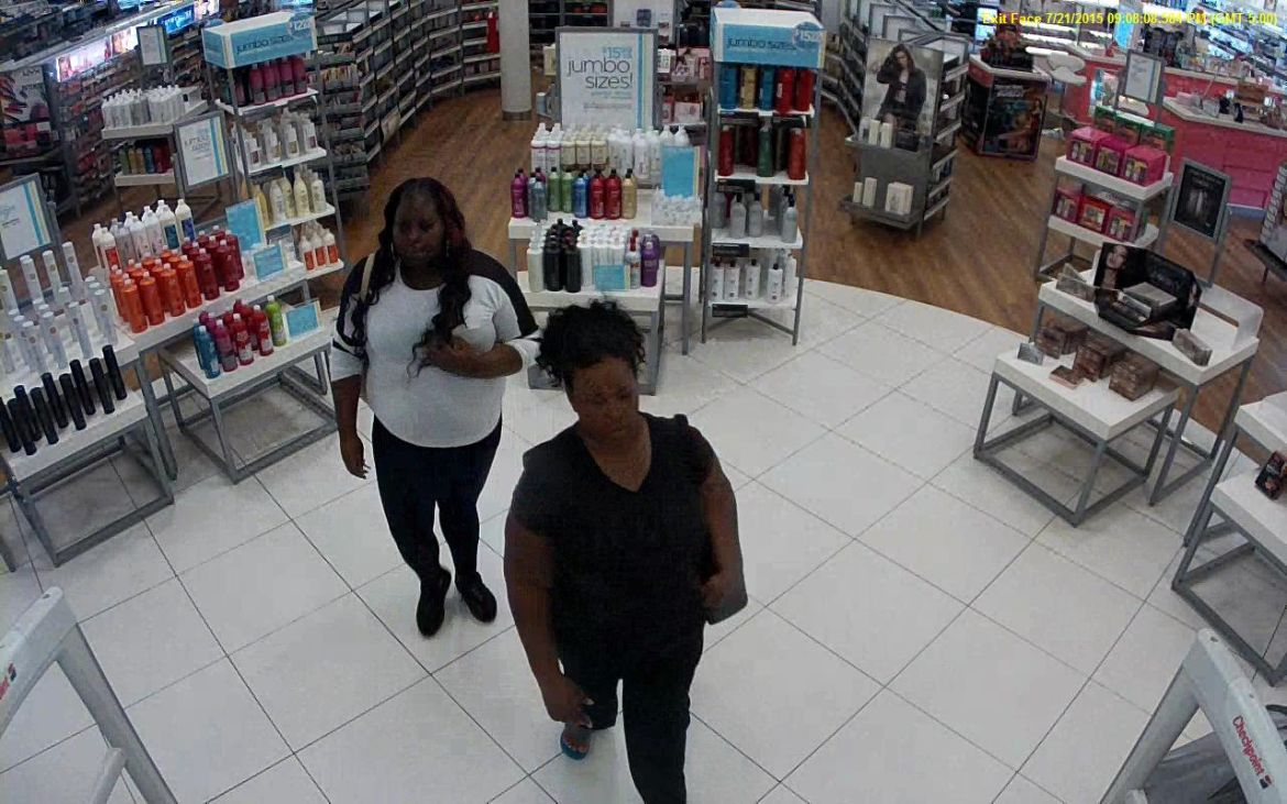 Public asked to identify felony shoplifting suspects