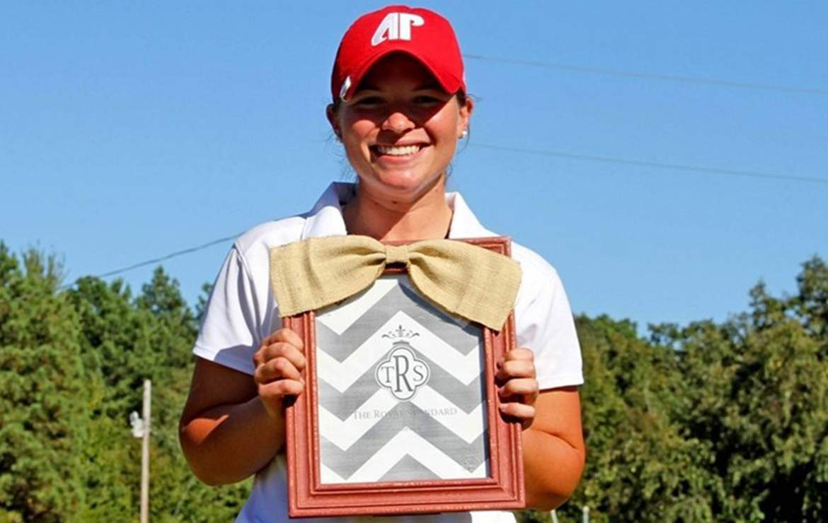 Gardner Finishes Tied For Second Lady Govs Climb To 5th