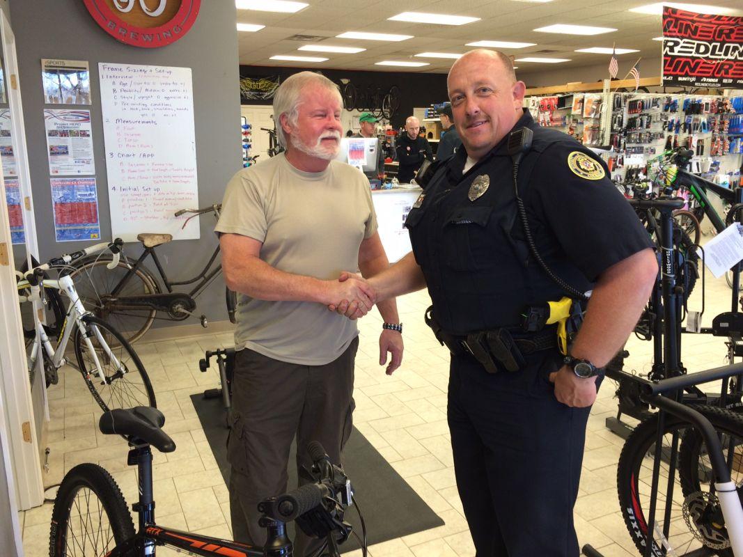 Bicycle Donation 1 Clarksvillenow Com