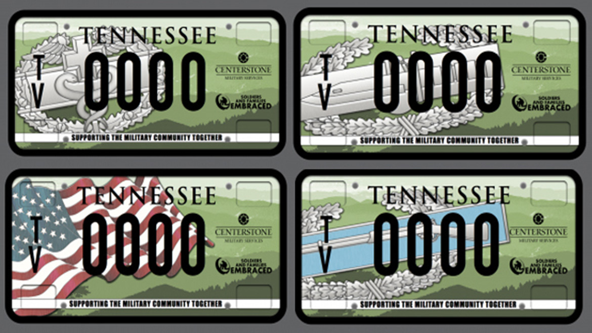 Bill to create specialty license plates for veterans passes Senate ...
