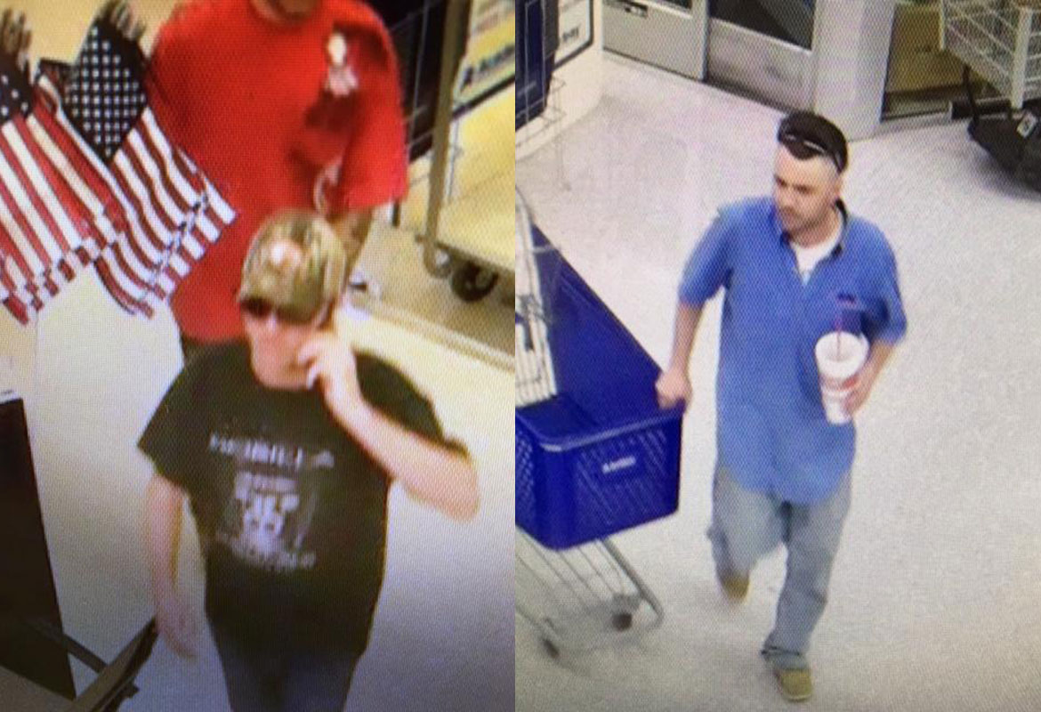Academy Sports Shoplifters Wanted By Clarksville Police