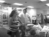 Suspects wanted for credit card theft at Walmart