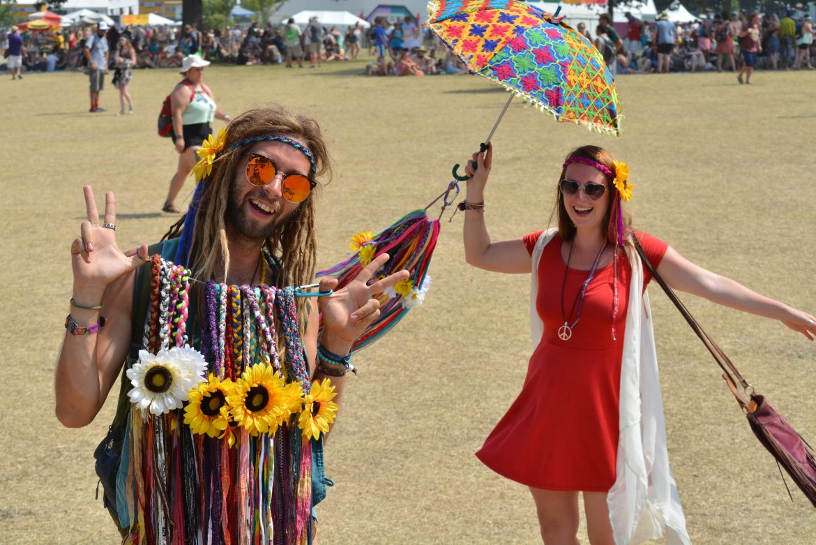 Heading To Bonnaroo Be Prepared When You Pack